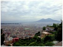 Neapel – die über 3000 Jahre alte Stadt unter der Dominanz des Vesuvs