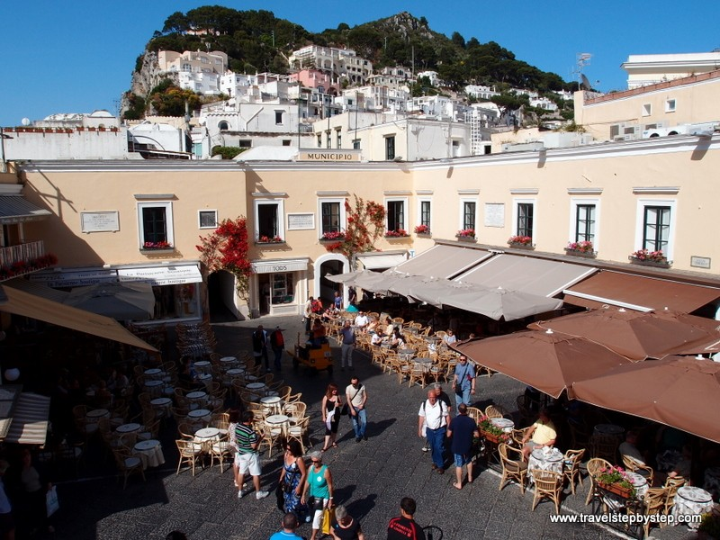 Capri in 12 Stunden - Teil 3