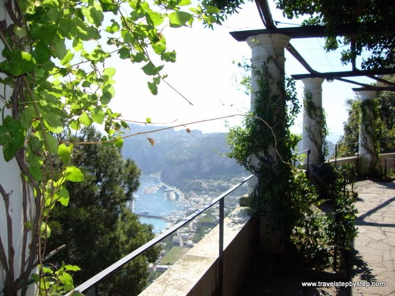 Capri in 12 Stunden - Tag 1