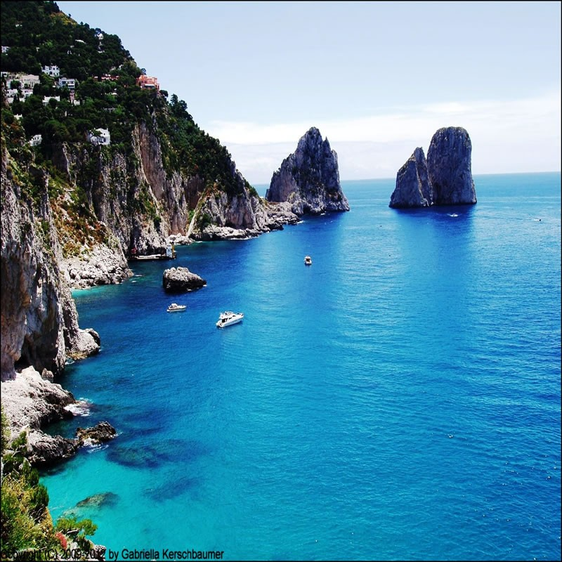 Capri in 4 Tagen