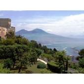 Neapel Tag 1 - Die Stadt von oben