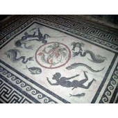 Vesuv und Pompei
